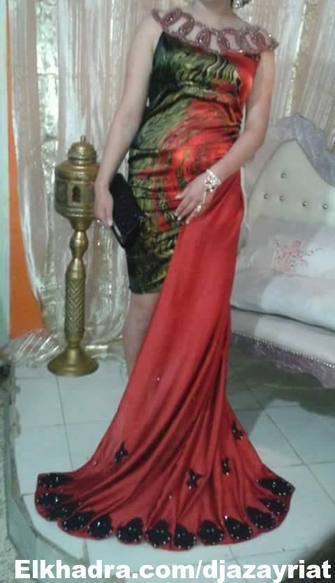 جديد اروع الفساتين الجزائرية 2017 للاعراس