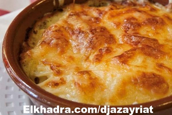 الطبخ الجزائري :كرنتيكة بالجبن