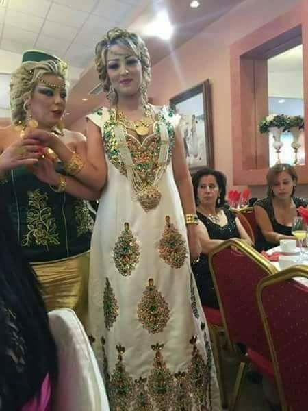 مودلات جديدة لتصديرة العروس الجزائرية 2018