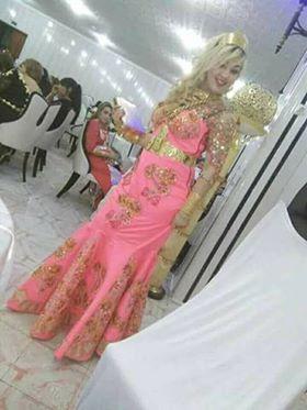 اجمل مودلات لقنادر عنابية لتصديرة العروس 2018