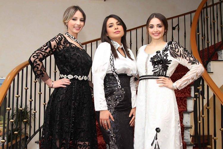 المُصممة صوفيا oxalis تُبهر السيدات بمجموعتها الأخيرة 2018