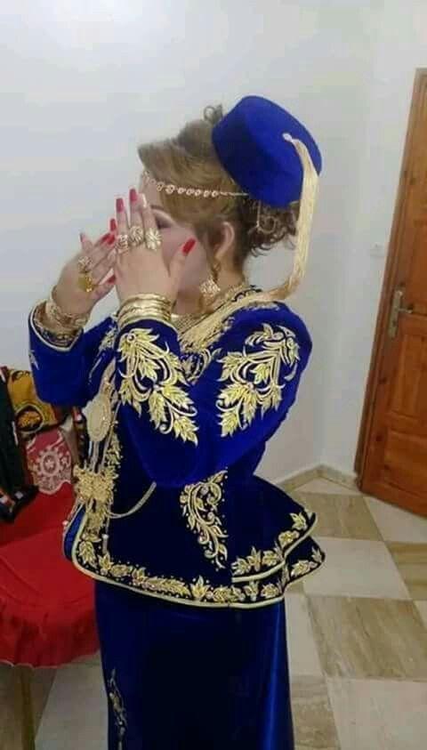neveux model karakou algérois modern pour les marier 2020 4