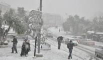 Météo Algérie : Des chutes de neige sur les reliefs de l'Ouest et du Centre-Ouest dépassant les 1.000 mètres 4