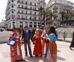 Des femmes en robe Kabyle