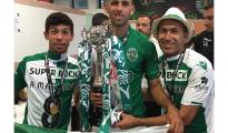 Islam Slimani remporte la Coupe du Portugal avec le SC Sporting 9