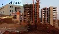 Pose de la première pierre d'un site AADL au futur pôle urbain d'Oran 32