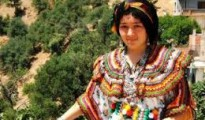 La robe kabyle traditionnelle 5