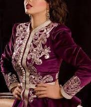 Le karakou Algérois est une tenus traditionnelle algérienne 2
