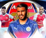 Mahrez to Arsenal