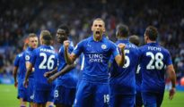 "Premier league : Ranieri qualifie le but de Slimani de ""chef-d'oeuvre"" 20"