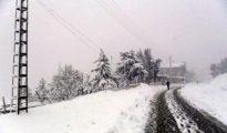 Neige algerie : persistance des pluies et de la neige sur 500 m, des -7°C annoncés 34