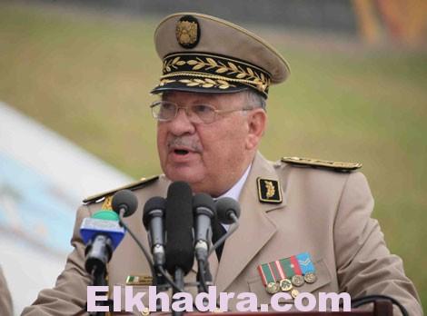Gaïd Salah en visite de travail à la 4ème Région Militaire à Ouargla à partir de lundi 4