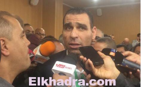 AG élective de la FAF : Kheireddine Zetchi élu nouveau président 3