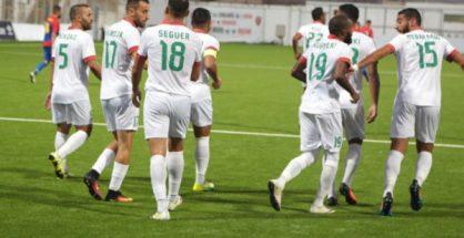 القنوات الناقلة لمباراة تونجيث ضد مولودية الجزائر في دوري أبطال أفريقيا 2