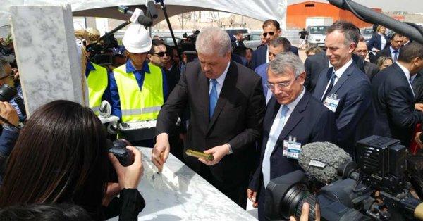 Total lance la réalisation de son usine de lubrifiants en Algérie 4