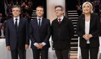 ELECTION PRÉSIDENTIELLE 2017 : l'écart se resserre encore dans le quatuor de tête 5