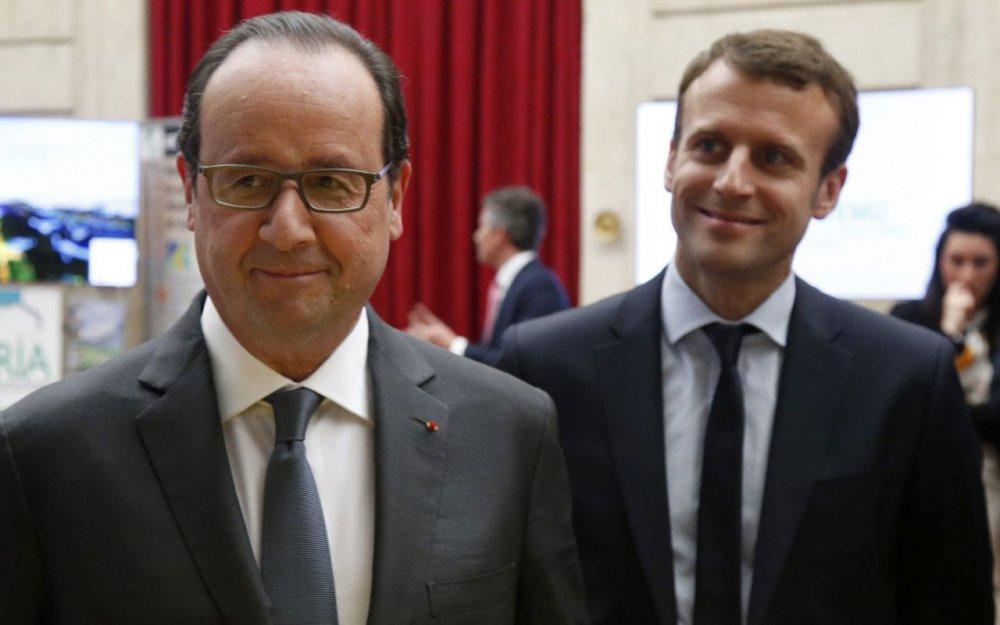 "François Hollande : ""Je voterai Emmanuel Macron"" 4"