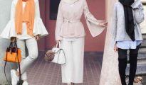 Styles de Hijab moderne et Fashion : Venez Voir Les Meilleurs Modèles !!! 32