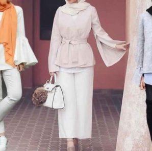 Styles de Hijab moderne et Fashion : Venez Voir Les Meilleurs Modèles !!! 37