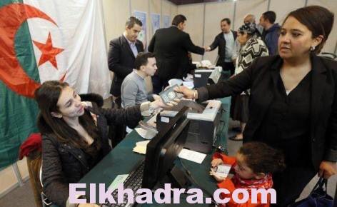 Législatives 2017 : début de vote des Algériens établis à l'étranger, l'exemple à Marseille et Lyon 3