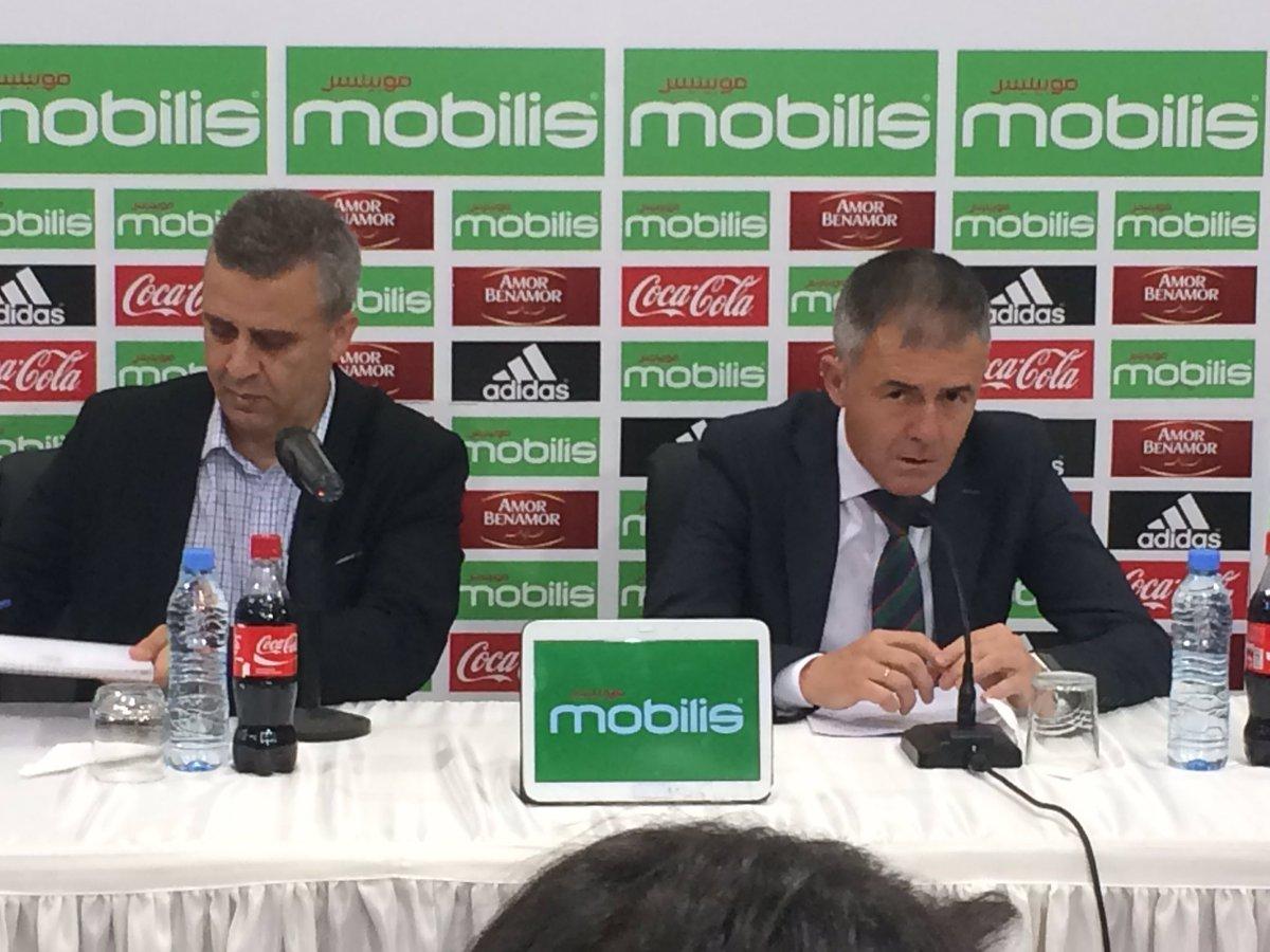Lucas Alcaraz - Mes objectifs : une qualification à la CAN 2019 et aux demi-finales du tournoi 2