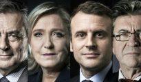 Presidentielle 2017 : Macron et Le Pen en tête pour le second tour 2