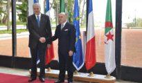 Algérie-France: signature de dix accords de coopération dans plusieurs 10