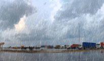 Météo algerie : De nouvelles pluies accompagnées de grêle , les régions concernées 12