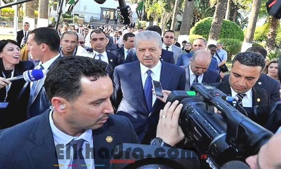 Sellal : L'annonce du nouveau Gouvernement interviendra après l'installation de l'APN 4