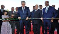 Sellal inaugure la 50e édition de la Foire internationale d'Alger 12