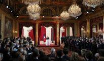 Emmanuel Macron a été investi officiellement 8e président de la France 27