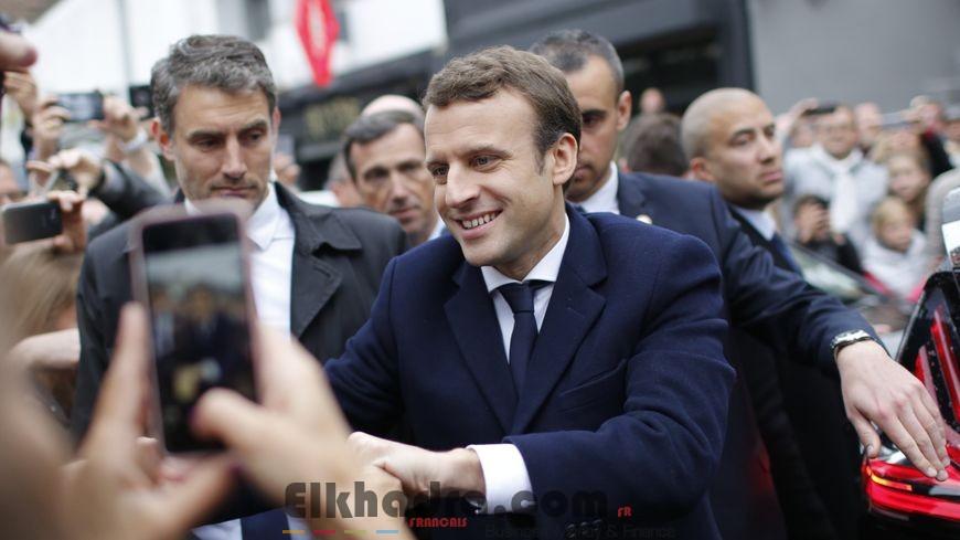 Emmanuel Macron, élu président avec 65,8% des voix 4