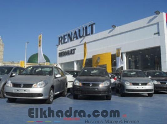 Sortie de la 100.000ème voiture de l'usine Renault Algérie d'Oued Tlélet 2