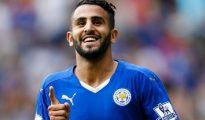 Mercato Elkhadra : l'AS Roma offre 30 millions d'euros à Leicester pour le transfert de Riyad Mahrez 17