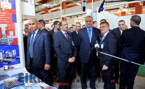 """Sellal à la Foire internationale d'Alger: """"il faut gagner la bataille de l'export"""" 4"""