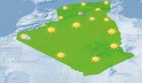 Météo Algerie : L'ONM annonce une baisse des températures à partir de ce mardi 28