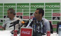 FAF : retour sur les points importants de la conférence de presse de Kheireddine Zetchi 18
