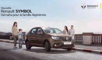 Nouvelle Renault SYMBOL : Dernaha pour la famille Algérienne 13