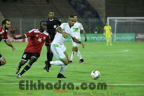 La sélection algérienne des joueurs locaux en stage à partir du 17 décembre à Sidi-Moussa 2