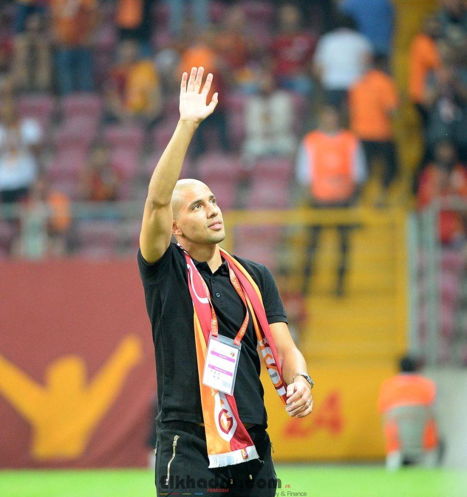 Feghouli signe à Galatasaray 6