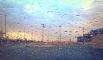 نشرية خاصة : اضطرابات جوية وأمطار رعدية بدءا من مساء هذا السبت 24