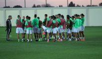 La sélection algérienne des joueurs locaux en stage à partir du 17 décembre à Sidi-Moussa 50