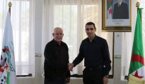 FAF : installation de Rabah Saadane et Boualem Charef aux postes de DTN et DEN 14