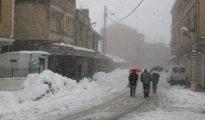 Météo Algérie : Des chutes de neige lundi sur les reliefs de l'Ouest dépassant les 900 mètres 28
