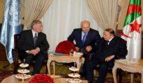 Bouteflika reçoit l'Envoyé personnel du Secrétaire général de l'ONU pour le Sahara occidental 39