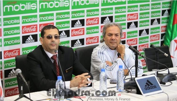 EN Locaux - Amical : EAU – Algérie, Madjer convoque 21 joueurs 2