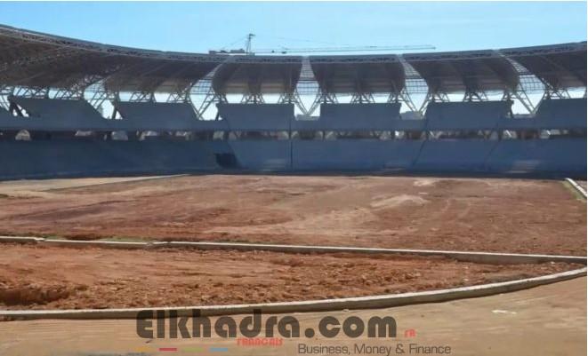 le nouveau stade d'Oran devrait être inauguré le 5 juillet 2018 3
