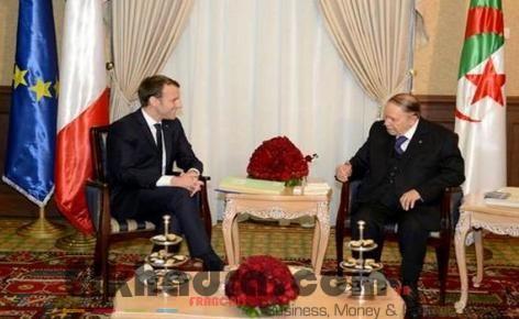 Bouteflika s'entretient avec son homologue français 6