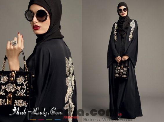 Top 10 des plus belles idées d'Abaya chic et moderne pour femmes tendance 2018 11