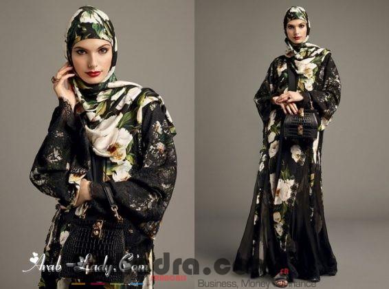 Top 10 des plus belles idées d'Abaya chic et moderne pour femmes tendance 2018 10